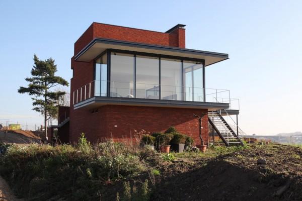 Villa de Boer kop_van Hontem architecten