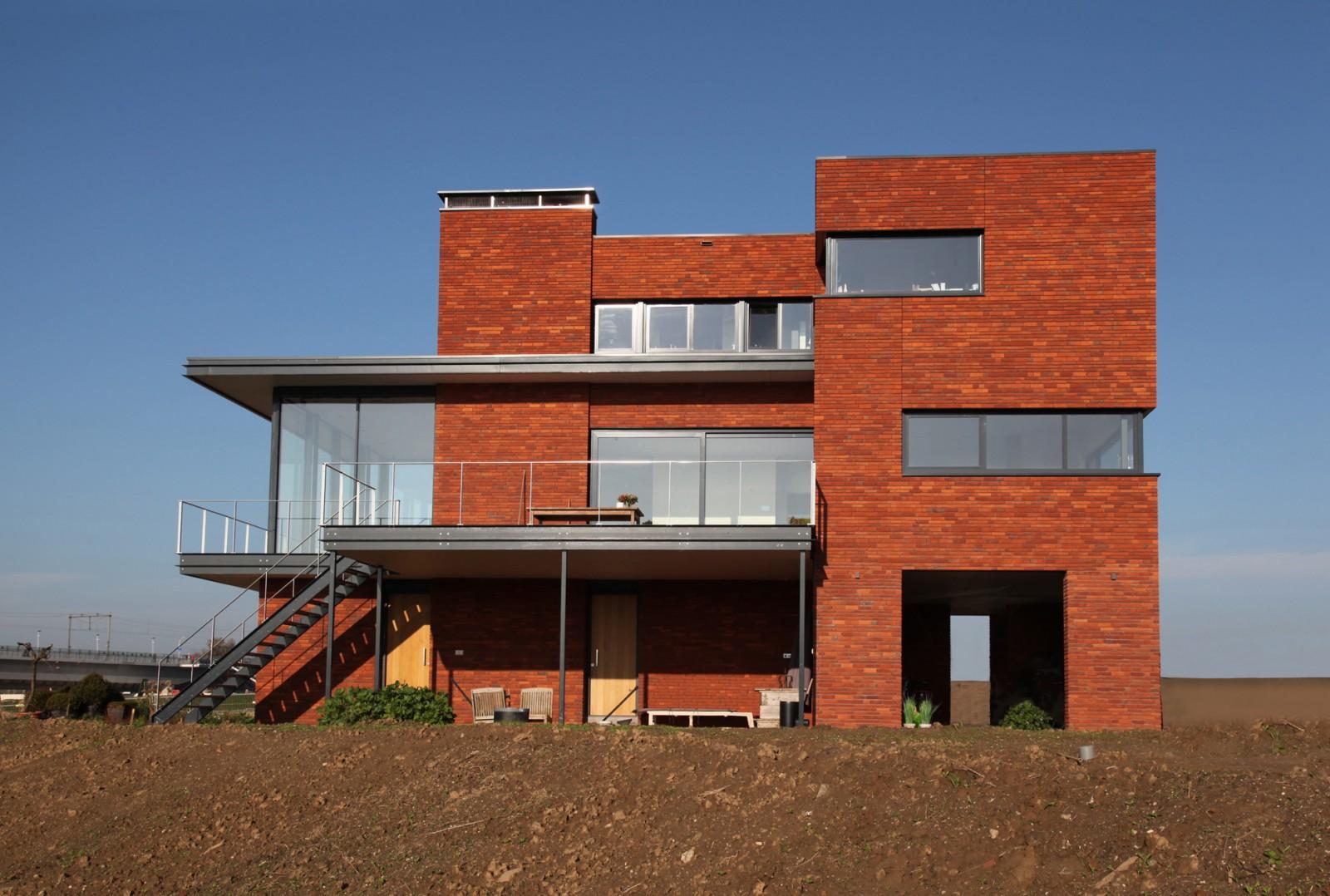 Villa de Boer_van Hontem architecten