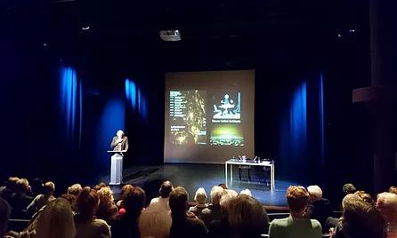foto Paul van Hontem in Zaal de Lindenberg