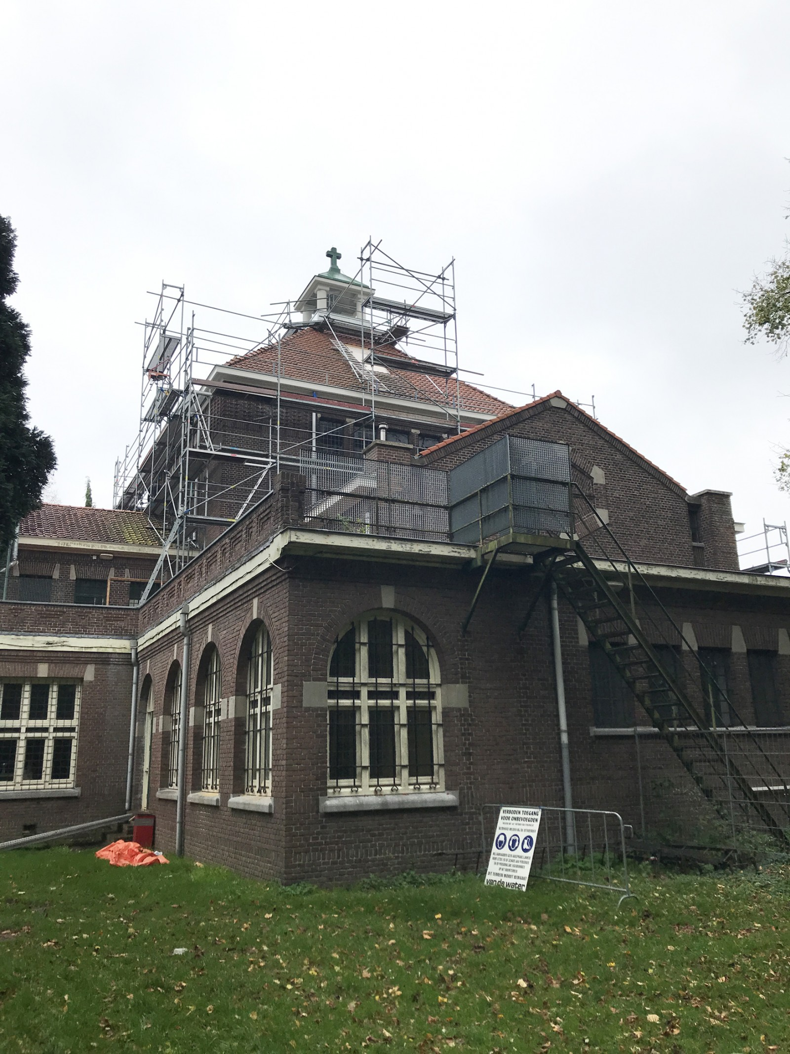 foto2 kl restauratie kapel oktober 2017